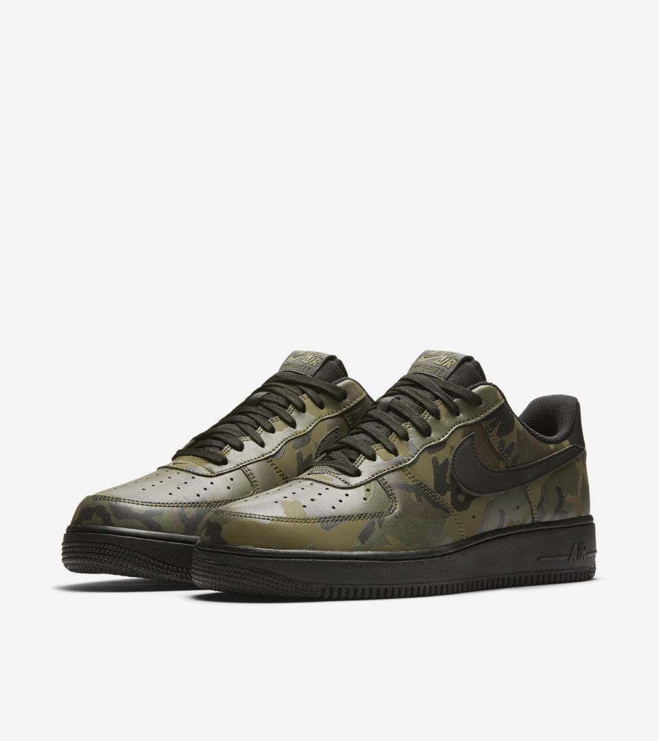 nike air force 1 alte camoscio