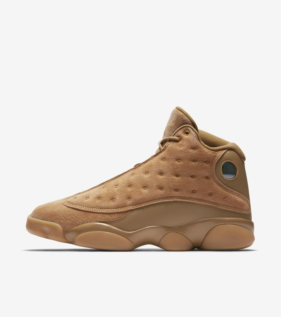 more photos 8e693 d7c55 Air Jordan 13 'Wheat' Release Date. Nike⁠+ SNKRS