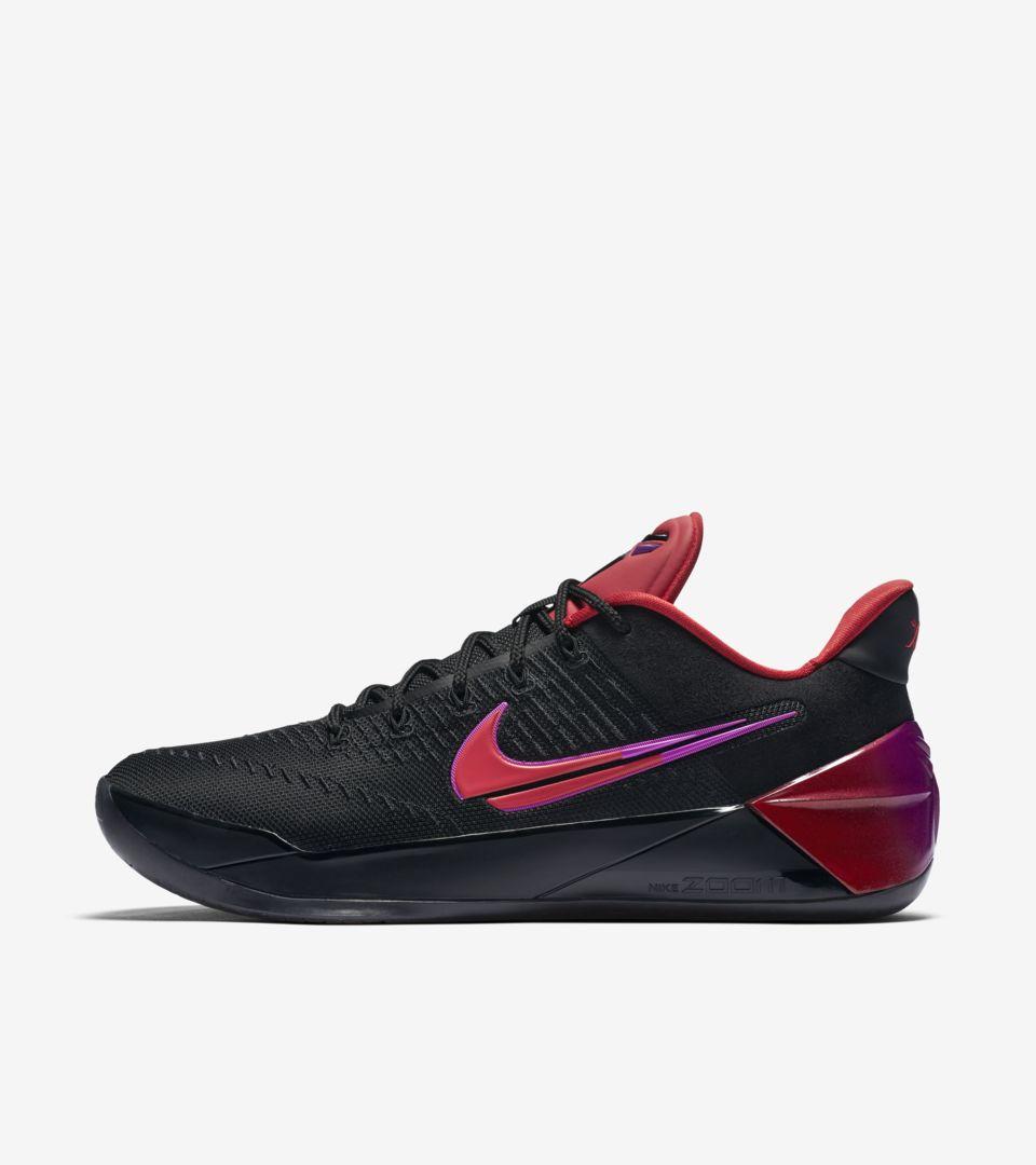 17d365c5520 Nike Kobe A.D.  Black   Hyper Violet  Release Date. Nike+ SNKRS
