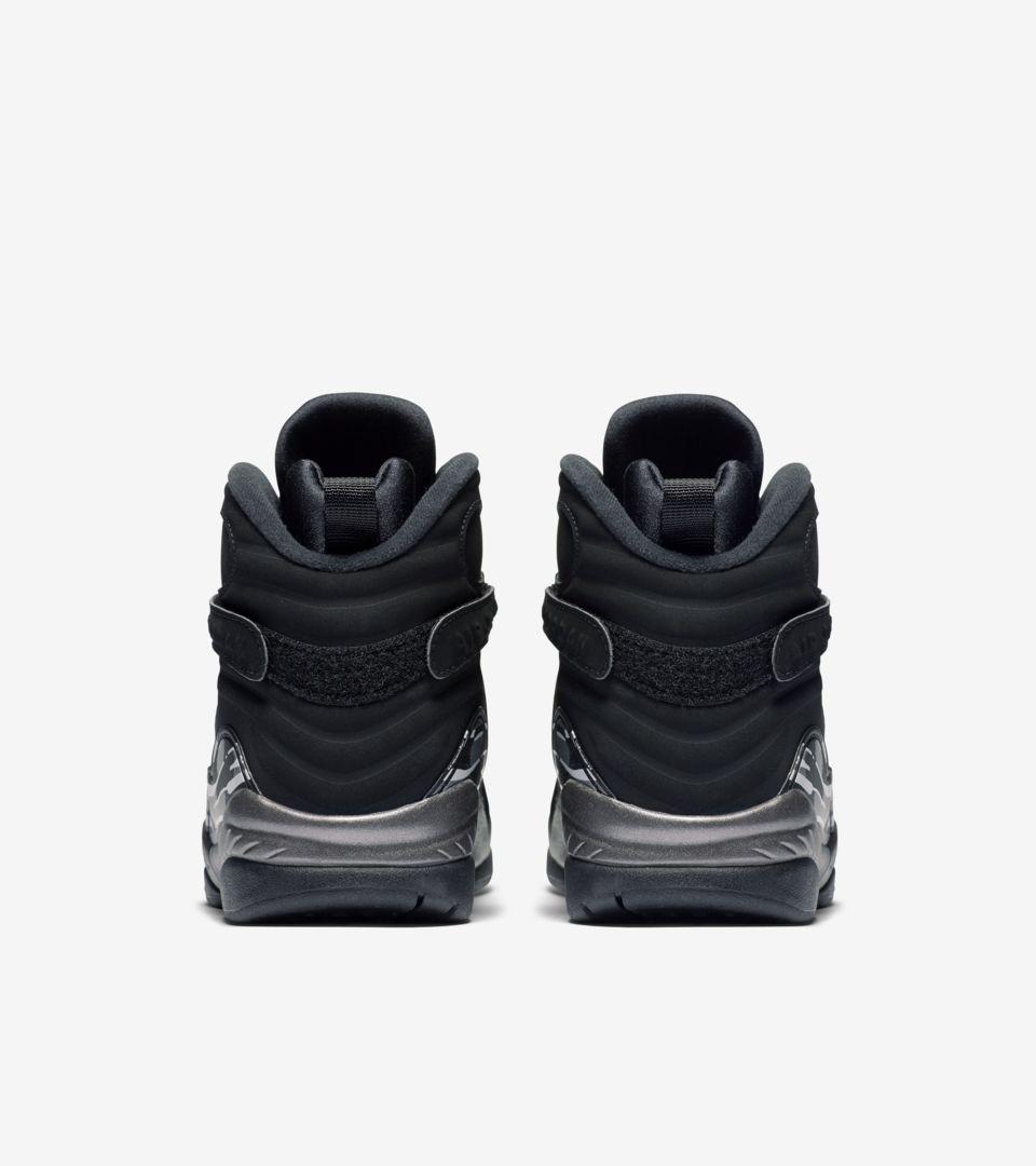 6128ada763ee10 Air Jordan 8 Retro  Chrome  Release Date. Nike+ SNKRS