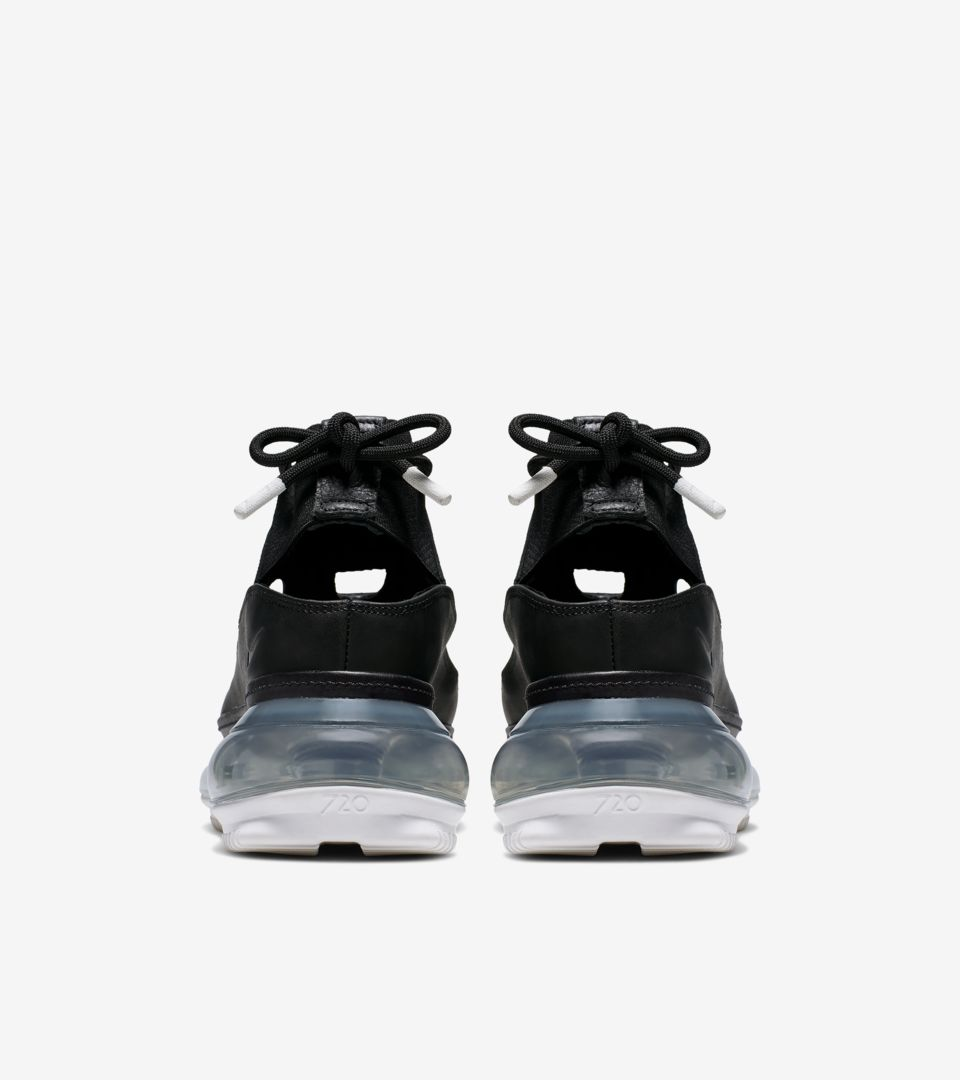 Air Max FF720 'Black/Summit White' Release Date