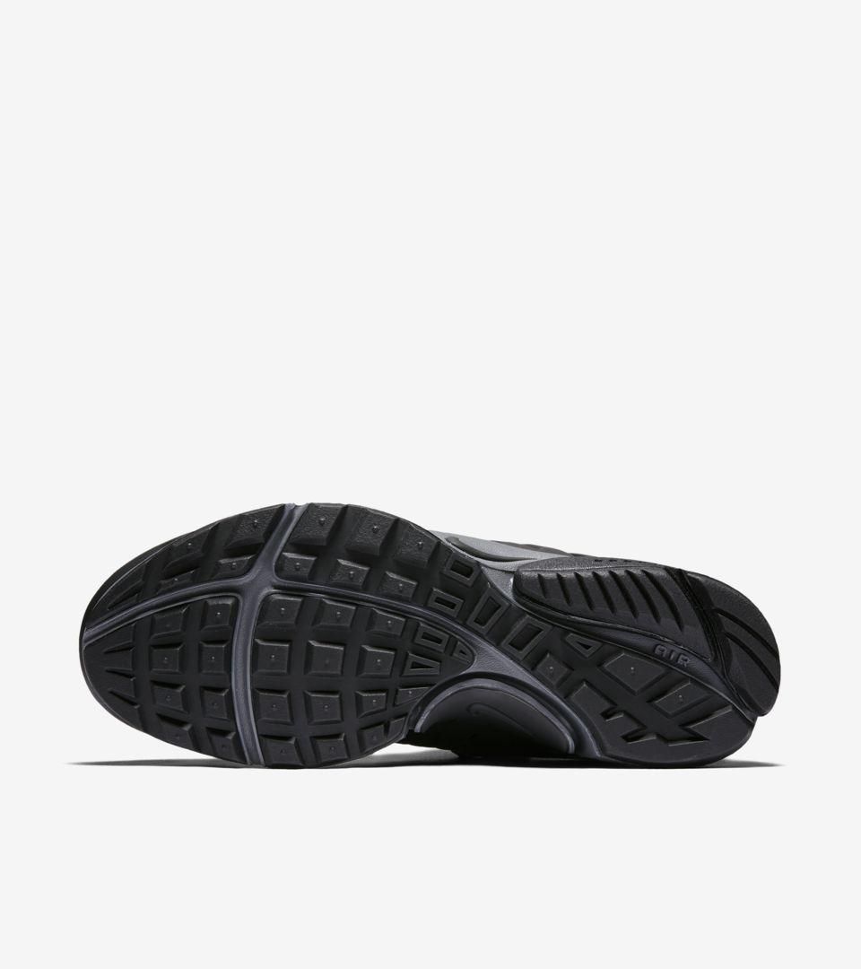 "c720edccfd8a Buty damskie Nike Air Presto Mid Utility Sneakerboot ""Black  amp ..."