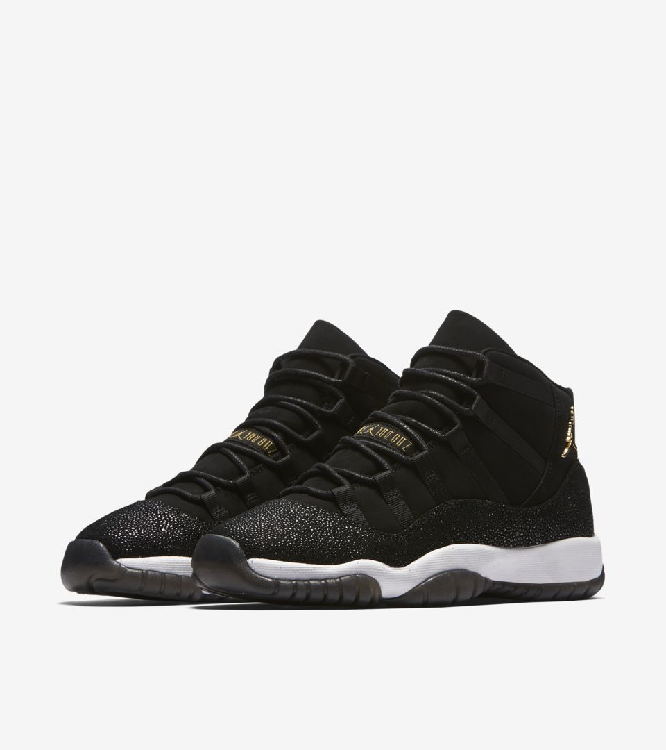9d443d76bee790 Black Friday 2017  Air Jordan 11  Heiress  Release Date. Nike⁠+ SNKRS