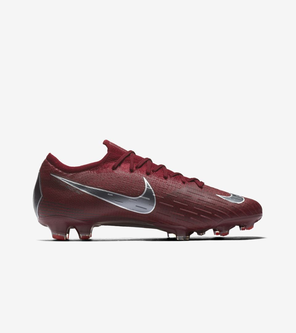 Rising Fire Mercurial Vapor