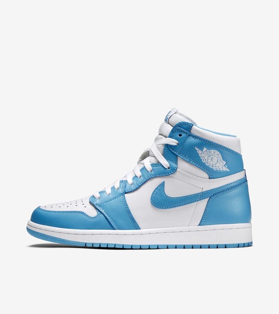 037e8c9a3be3a Air Jordan 1 Retro  Powder Blue  Release Date. Nike+ SNKRS