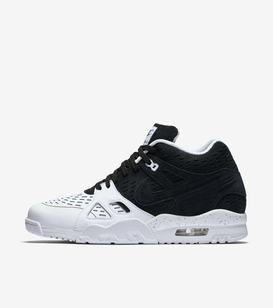 Nike Air Trainer 3 'Black \u0026 White