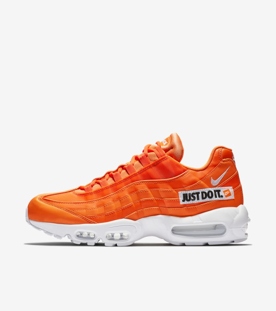 Nike Air Max 95 JDI Collection 'Total