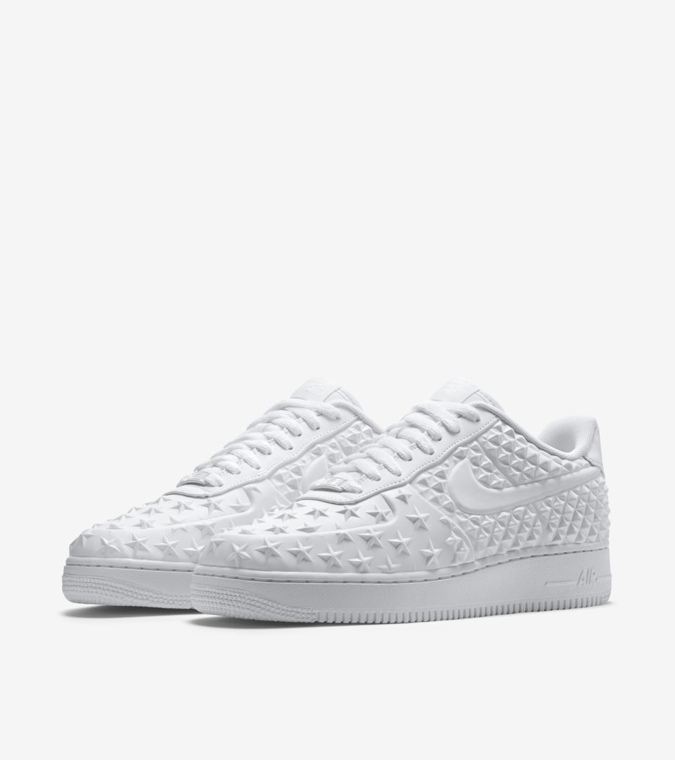 bef22613feecb Nike Air Force 1 Low  Independence Day White . Nike+ SNKRS