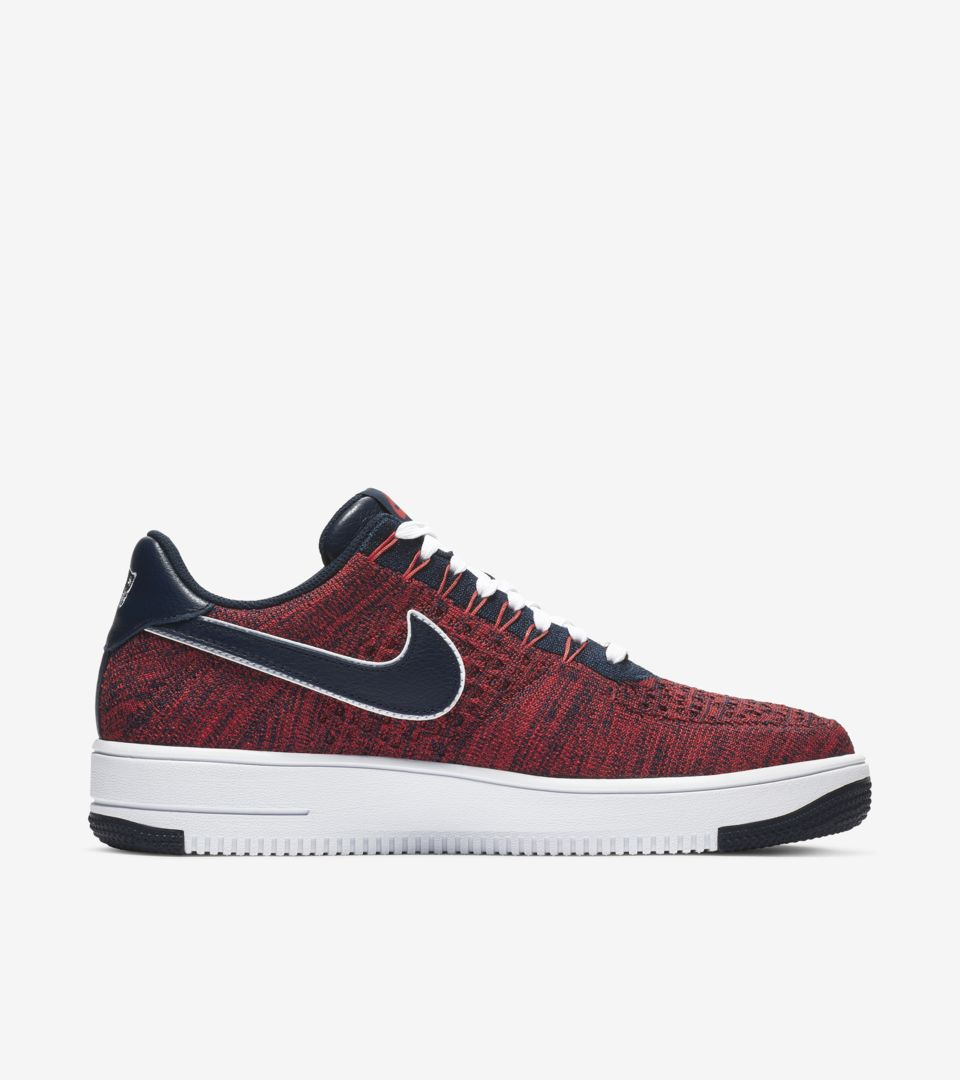 New England Patriots Nike Air Force 1 Ultraforce RKK