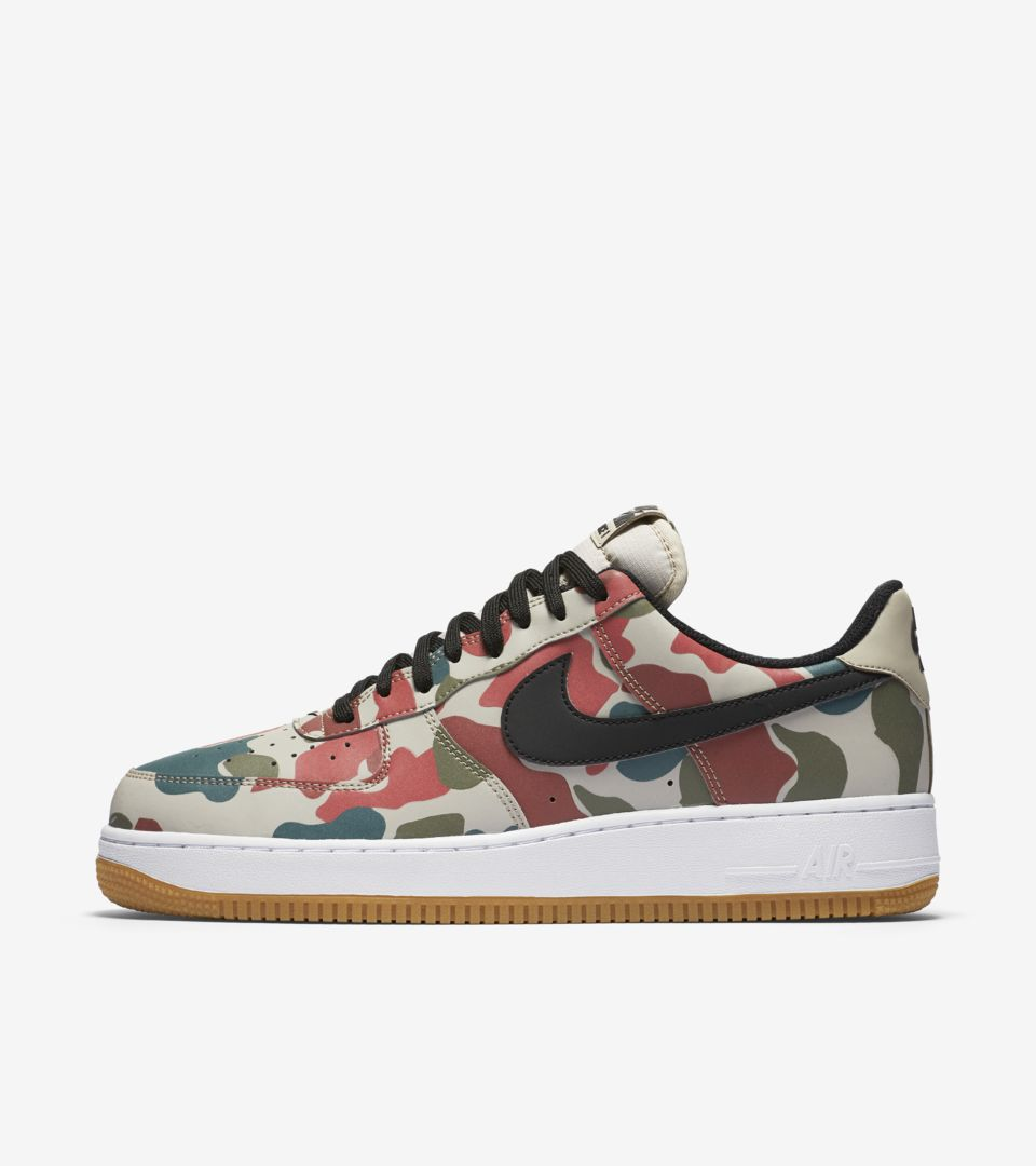 f79d74f5b065d Nike Air Force 1 Low 07 'Duck Camo' Release Date. Nike⁠+ Launch GB