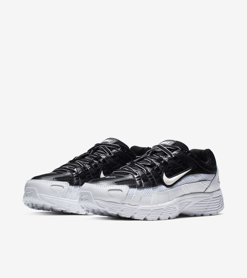 78d5b431c8ec P-6000  Black White  Release Date. Nike⁠+ Launch GB