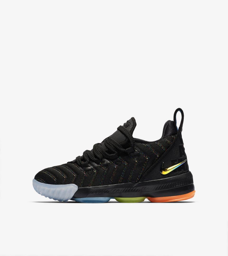 the best attitude 39a50 c159a Nike LeBron 16 'I Promise' Release Date. Nike+ SNKRS