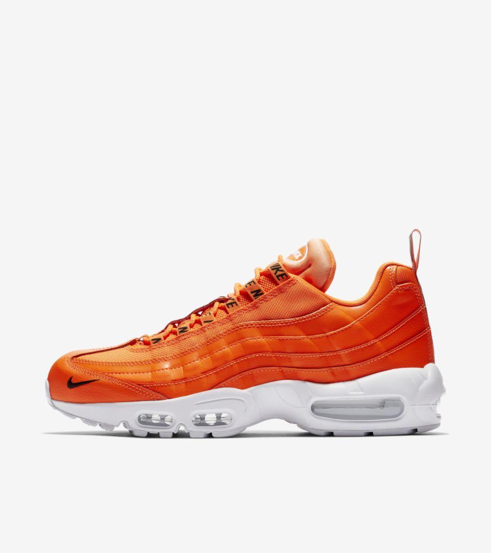 Nike Air Max 95 Premium 'Total Orange