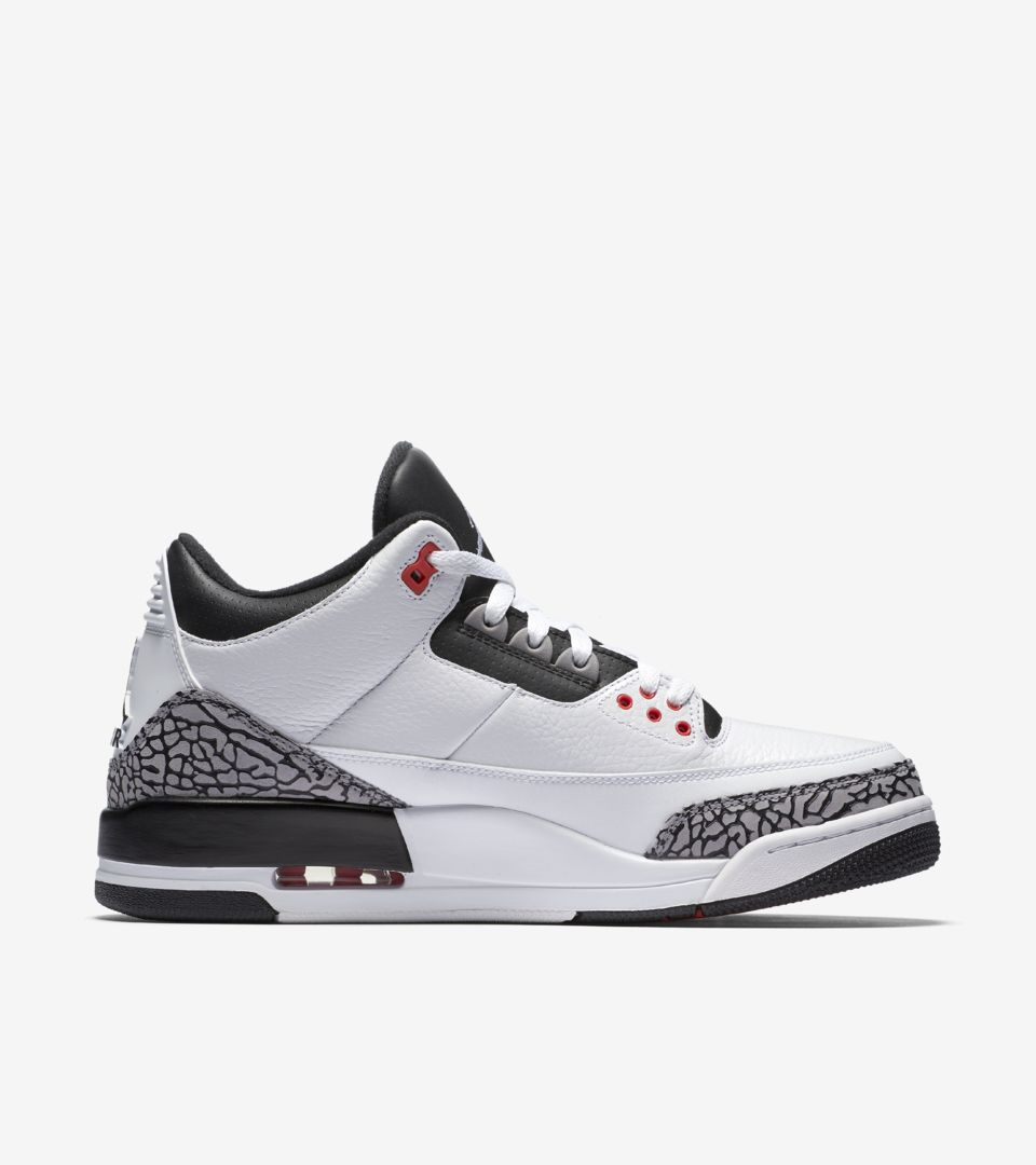 where can i buy official buy sale Air Jordan 3 Retro 'Infrared 23'. Release Date. Nike SNKRS
