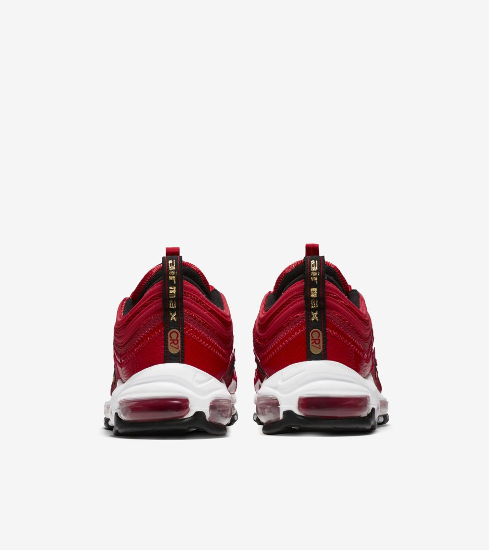6358417522c Nike Air Max 97 CR7  Portugal Patchwork  Release Date. Nike⁠+ SNKRS