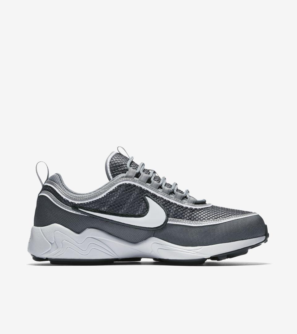 1bac25a13bc4 Nike Air Zoom Spiridon  16  Dark Grey  amp  Cool Grey  Release Date ...