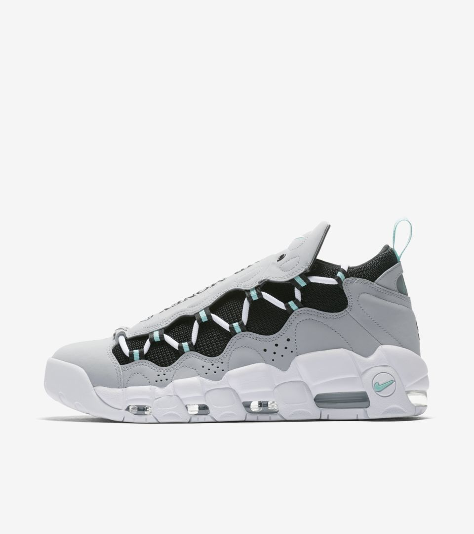 Date de sortie de la Nike Air More Money « Wolf Grey &