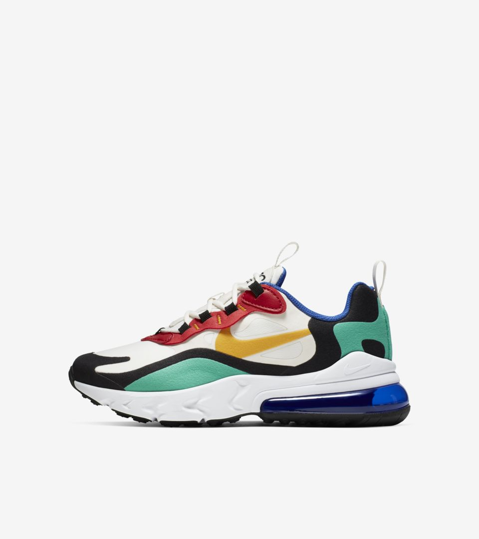 separation shoes ab62e c1d7b Nike Air Max 270 React 'Bauhaus' Release Date. Nike⁠+ SNKRS