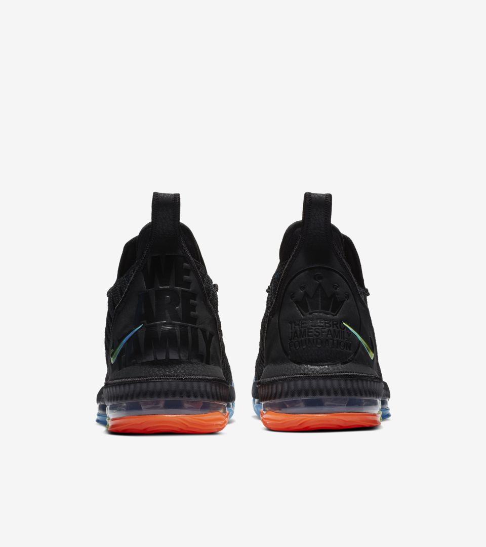 Nike LeBron 16  I Promise  Release Date. Nike⁠+ SNKRS 91bc686a8