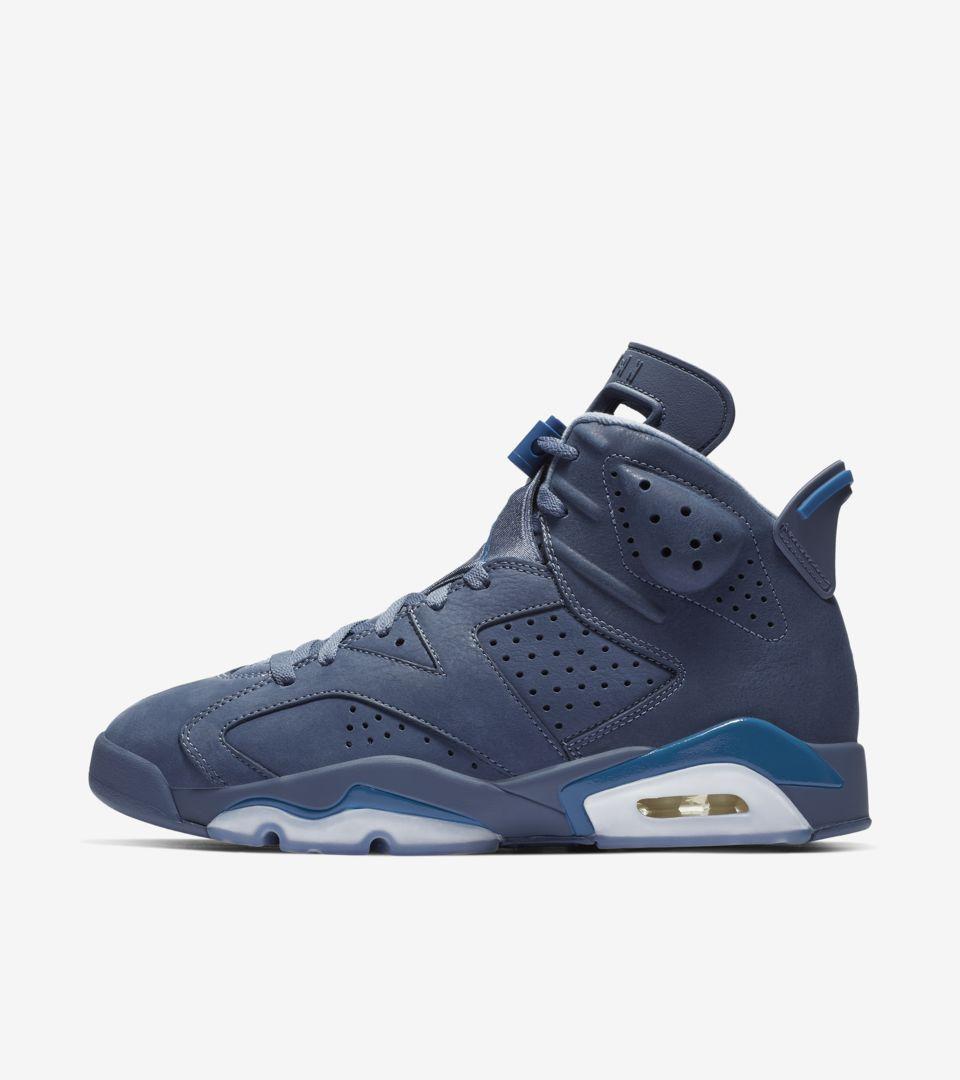 Date de sortie de la Air Jordan 6 « Diffused Blue & Court Blue ...