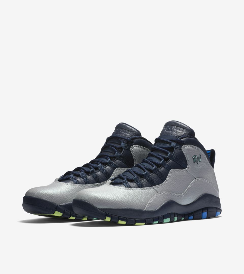 ce8adaf2cee5 Air Jordan 10 Retro  Rio  Release Date. Nike+ SNKRS