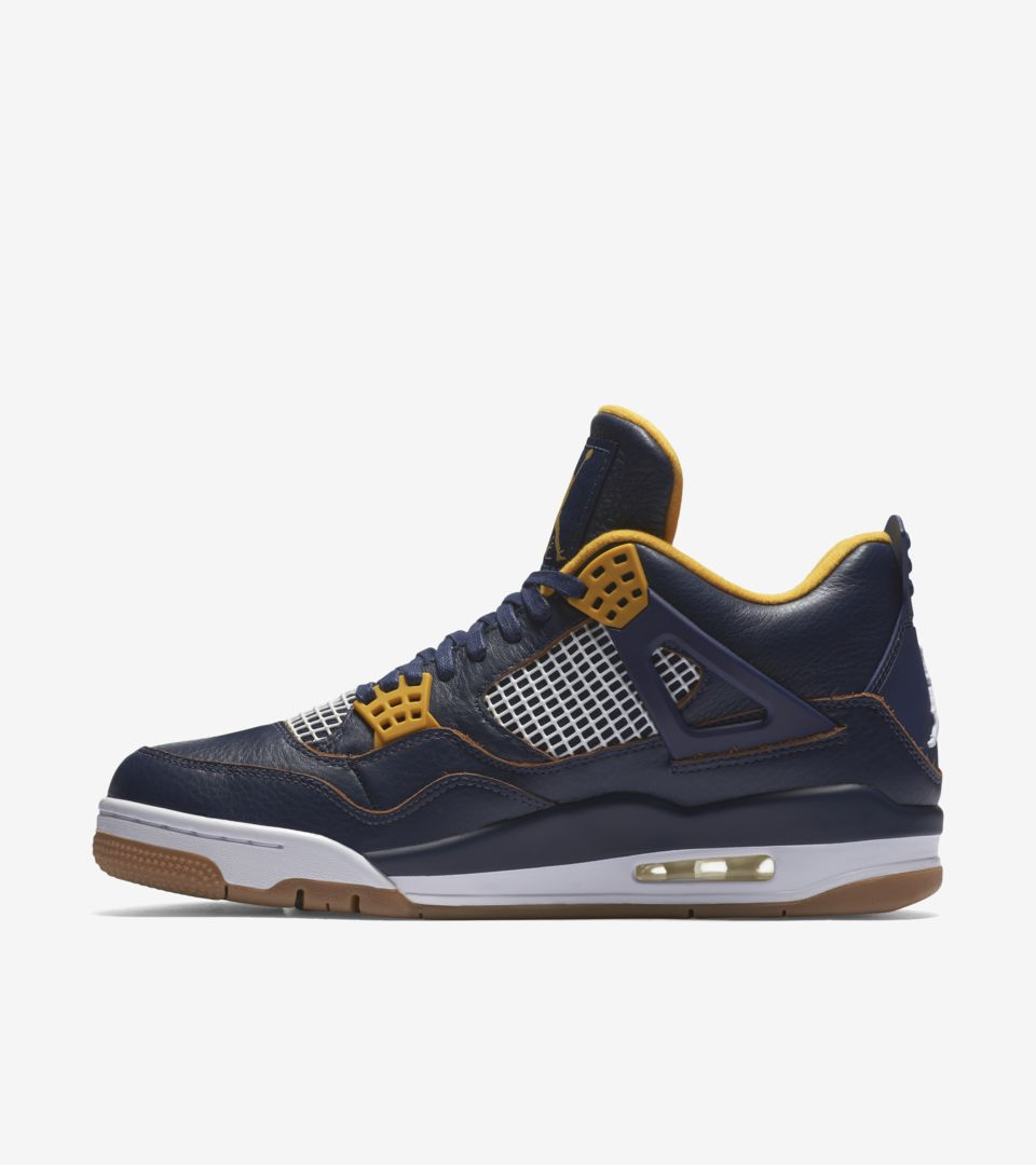 8762a343d607 Air Jordan 4 Retro  Dunk From Above  Release Date. Nike+ SNKRS