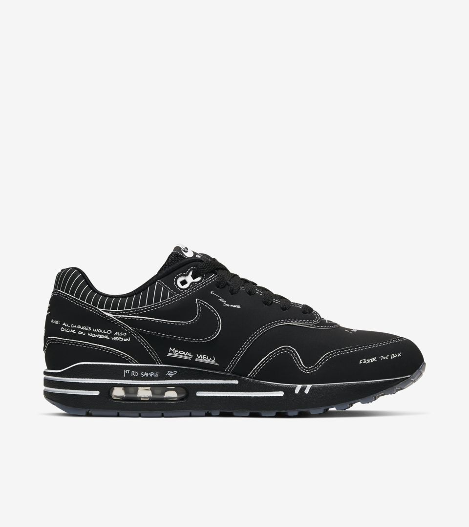 Air Max 1 'Schematic Sketch To Self'