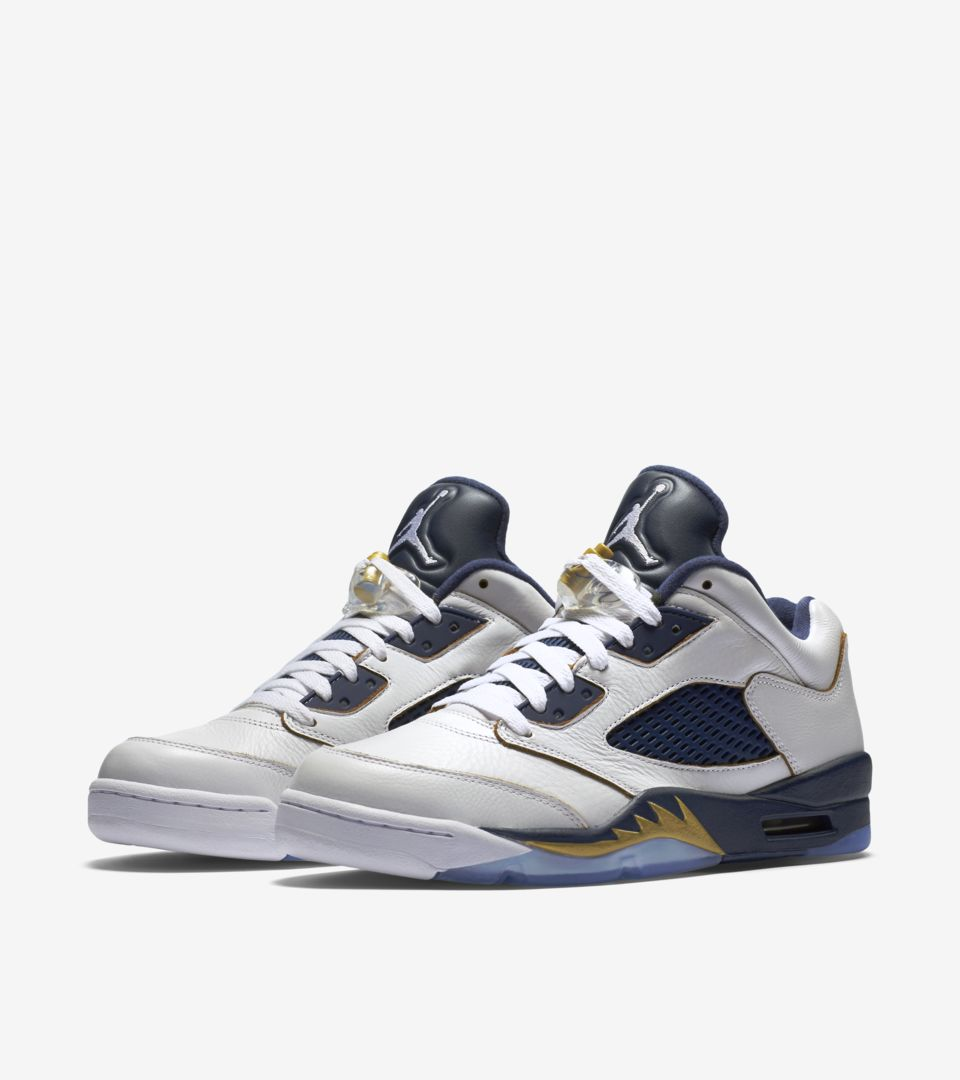 bf5dc6608 Air Jordan 5 Retro Low  Dunk From Above  Release Date. Nike⁠+ SNKRS