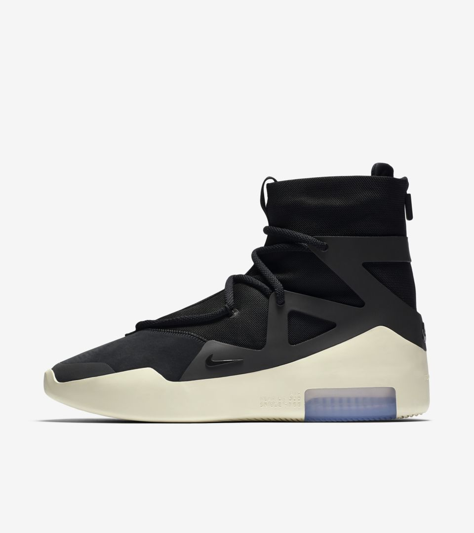 best loved a5202 c493d AIR FEAR OF GOD 1. BLACK.  350.  NIKE公式 ナイキ エア フィア オブ ゴッド 1  Black   (AR4237- ...