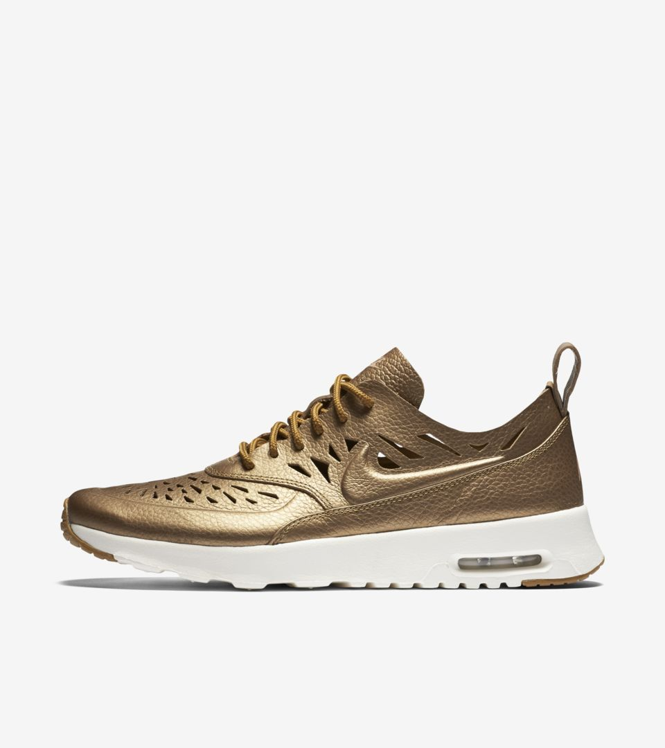 air max thea gold