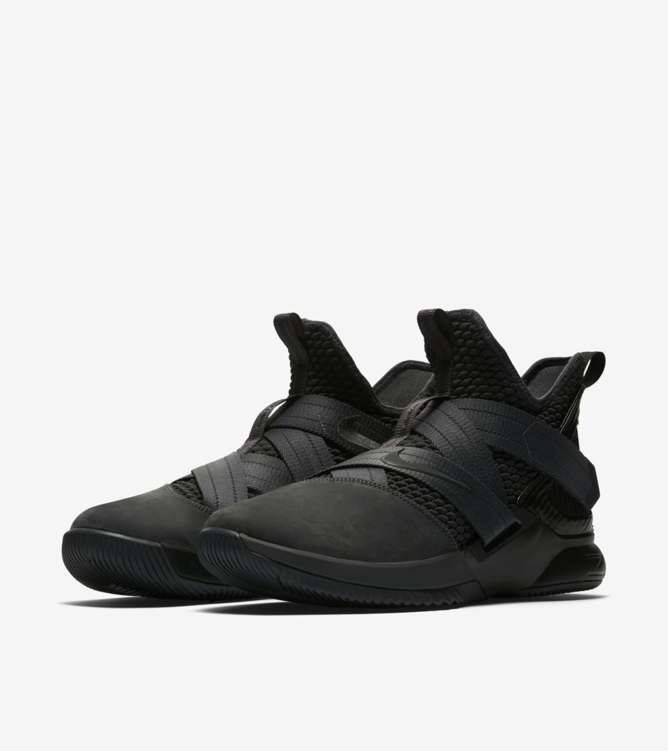 hot sale online 7d787 9b0f8 Nike LeBron Soldier 12 SFG 'Dark 23' Release Date. Nike⁠+ SNKRS