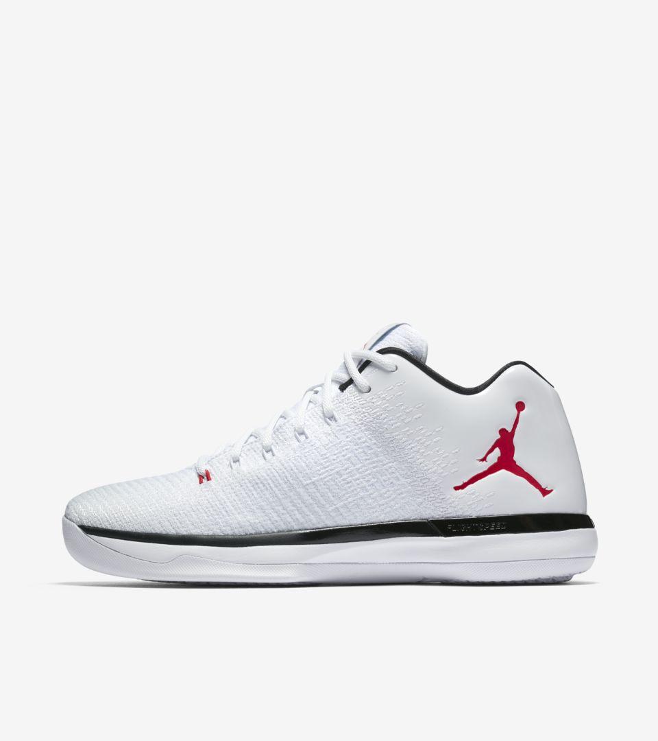 Air Jordan 31 Low 'White \u0026 Black