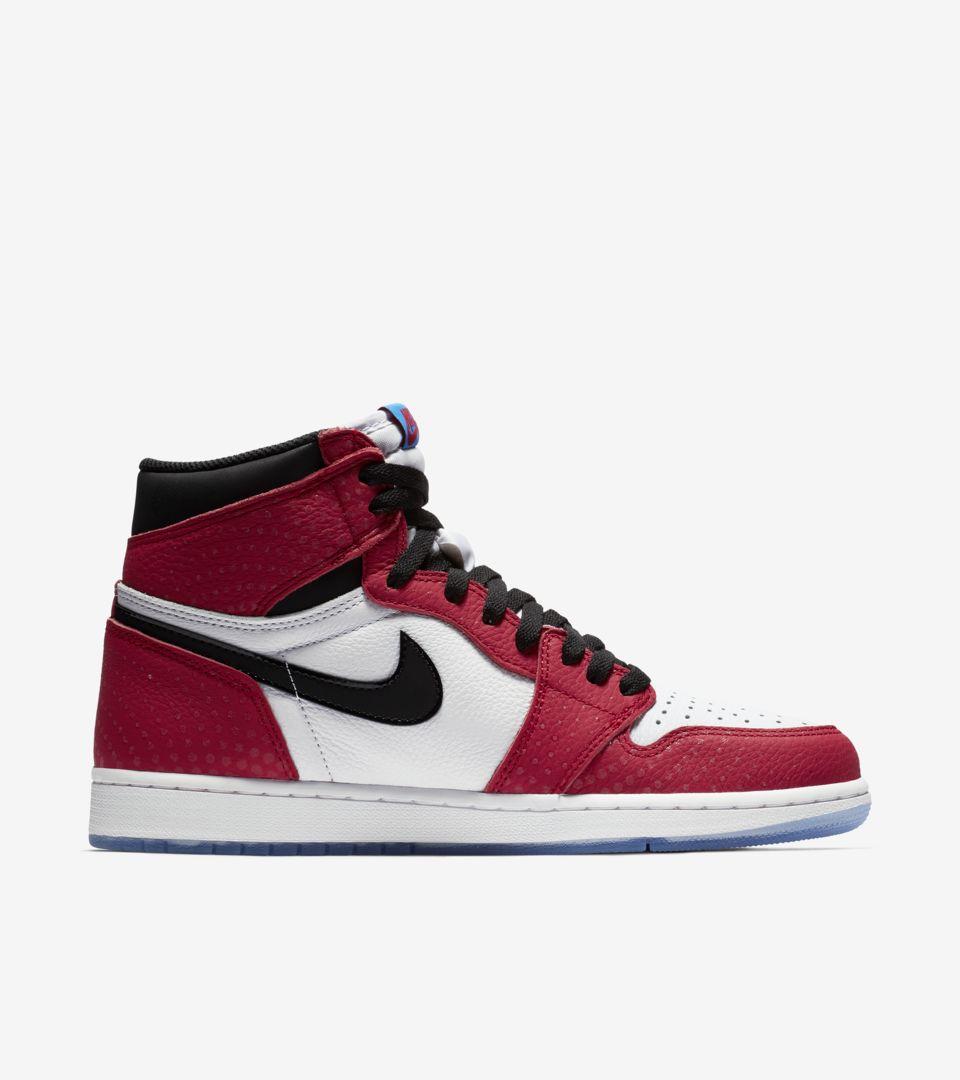 sports shoes c19fb 2927e ... Air Jordan 1  Origin Story  Release ...