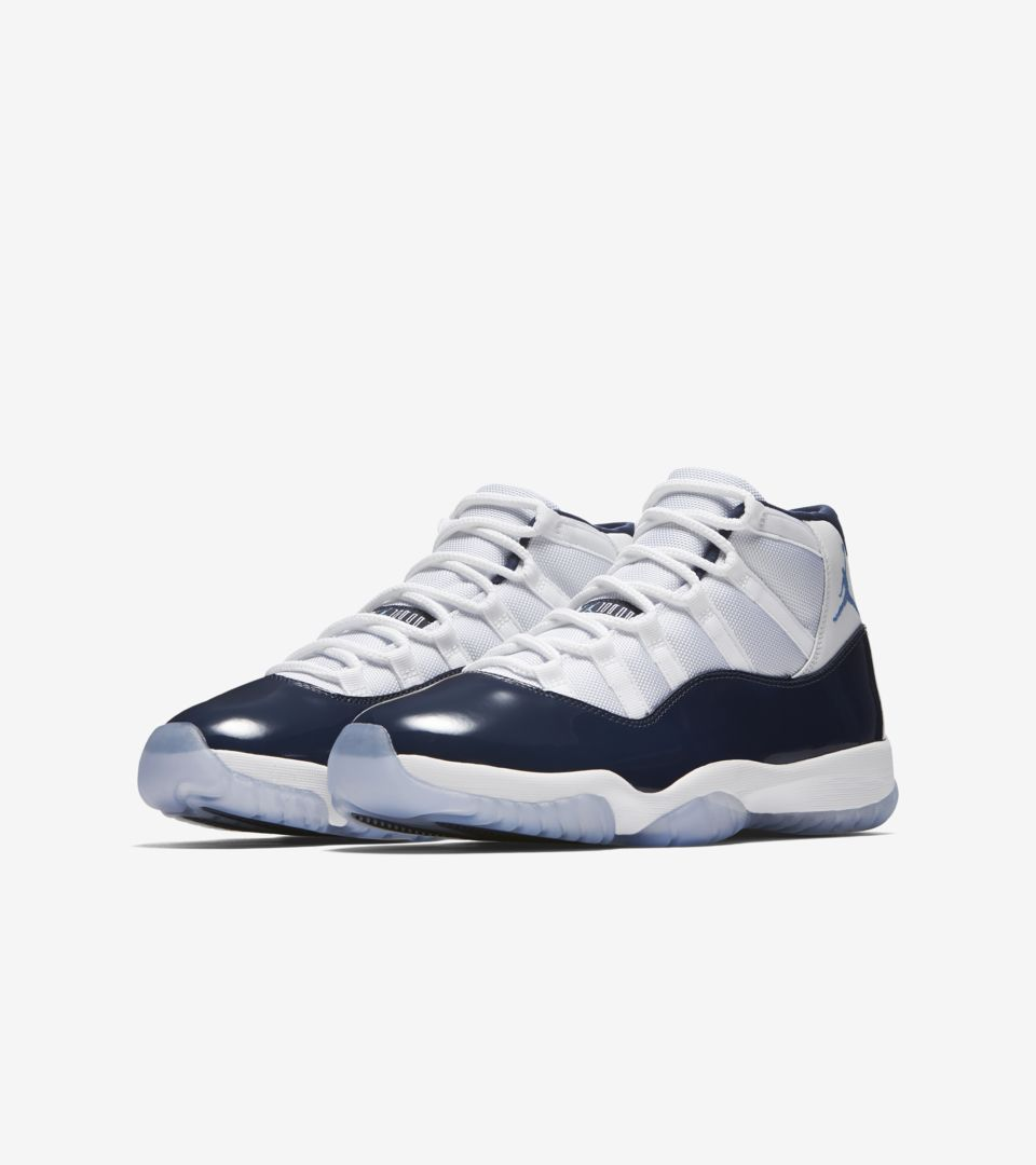 6121398ad0e Air Jordan 11 Retro 'Midnight Navy' Release Date. Nike⁠+ SNKRS