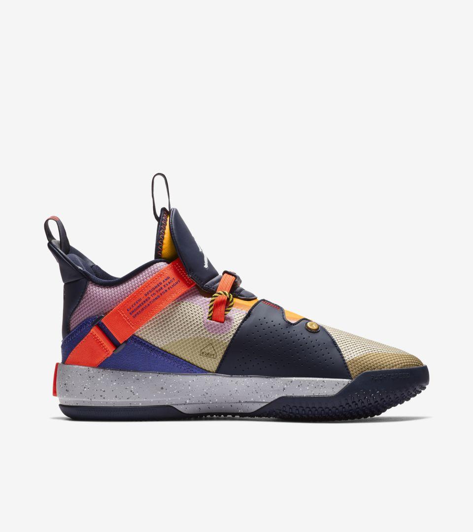 0c29bc7cb0e1 Air Jordan 33  Desert Ore   Black   Dark Concord  Release Date. Nike ...