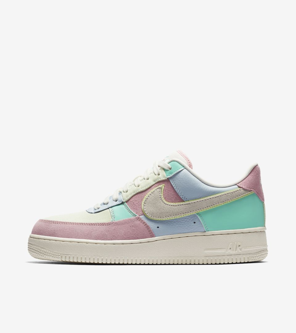 Nike Air Force 1 Low 'Ice Blue & Sail' Release Date. Nike SNKRS