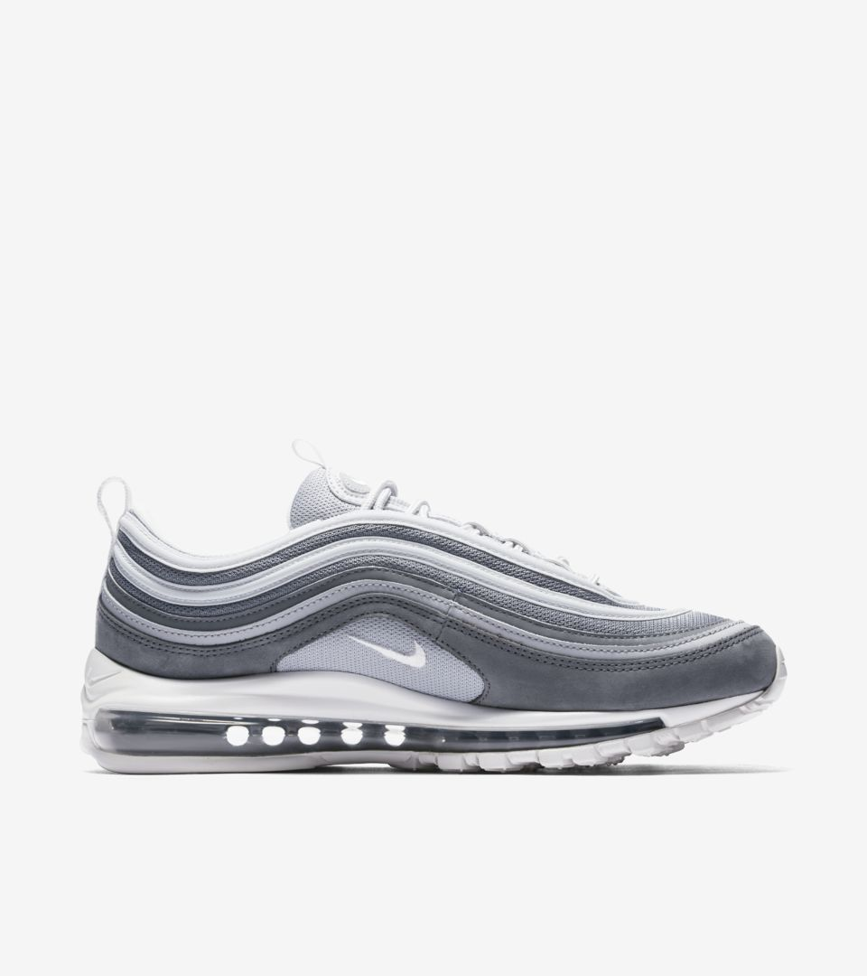 save off 64745 d85af nike air max 97 grey