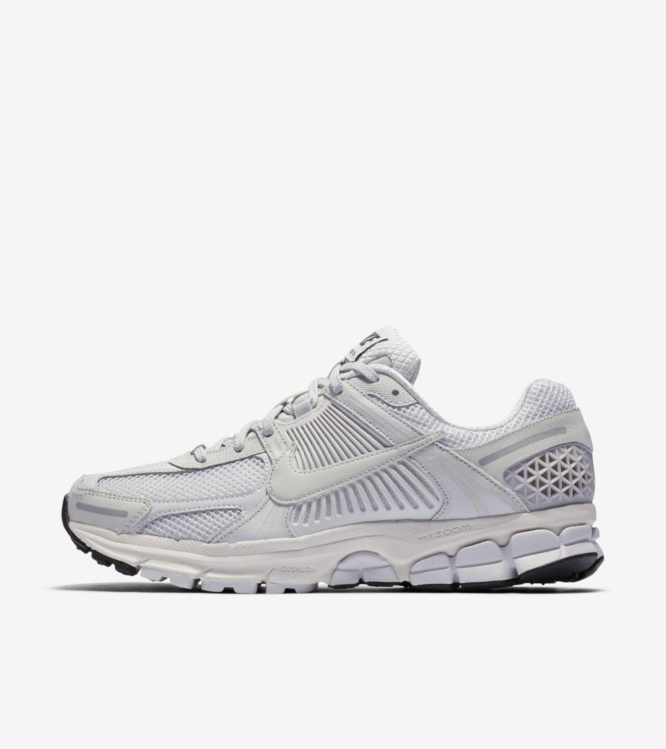 Nike Zoom Vomero 5 'Triple White' Release Date
