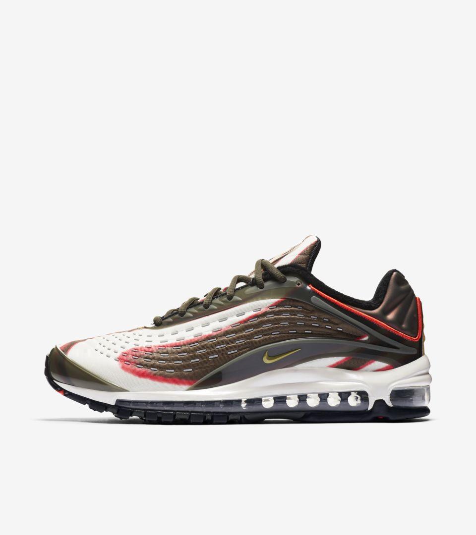 Nike Air Max Deluxe 'Sequoia \u0026amp; Team