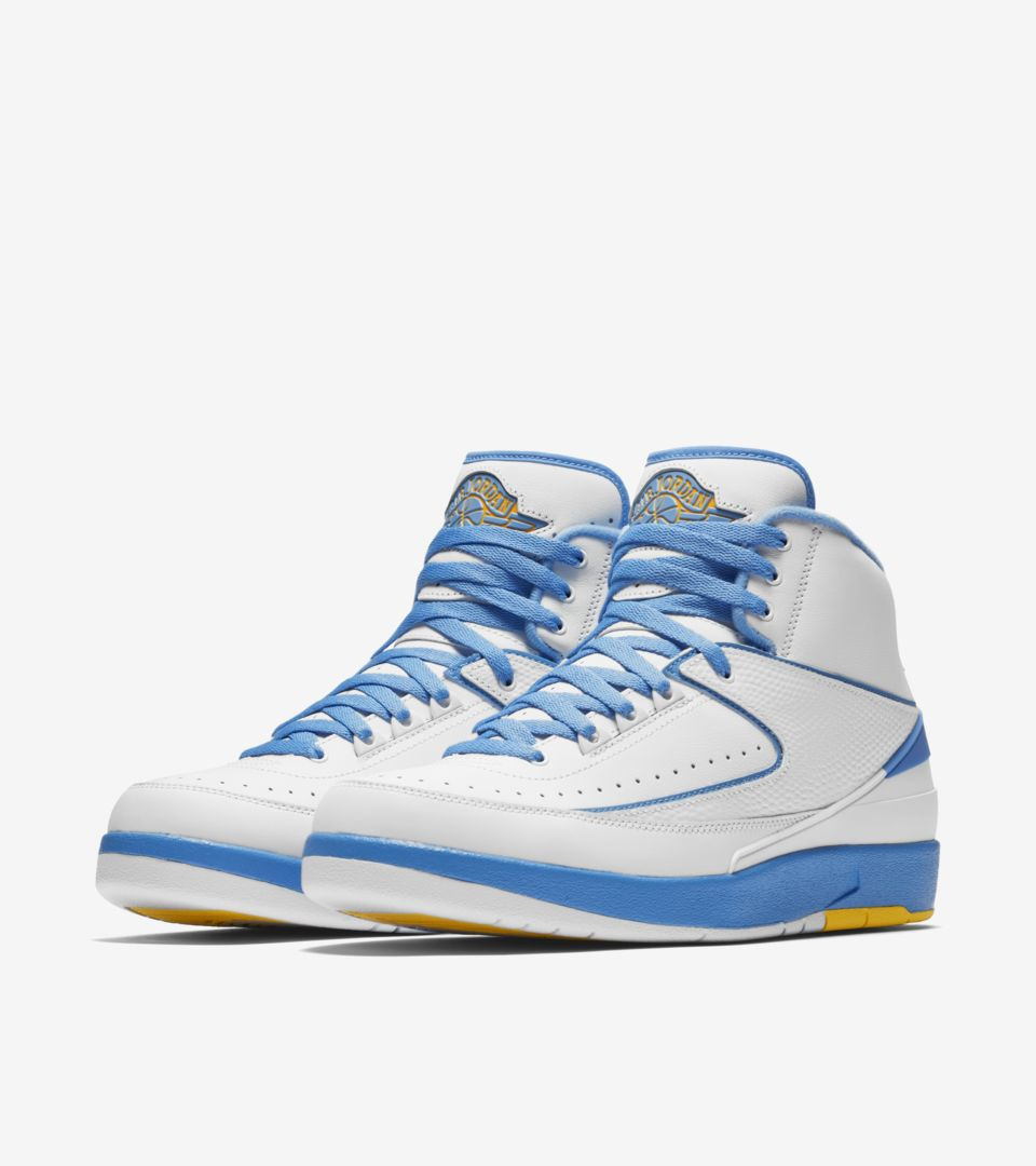 buy popular 06426 8a1a2 Air Jordan 2 Retro 'Melo' Release Date. Nike⁠+ SNKRS