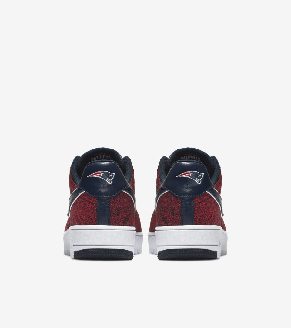 70ab370e4c9 ... Nike Air Force 1 Ultra Flyknit Low RKK  University Red   Navy  ...