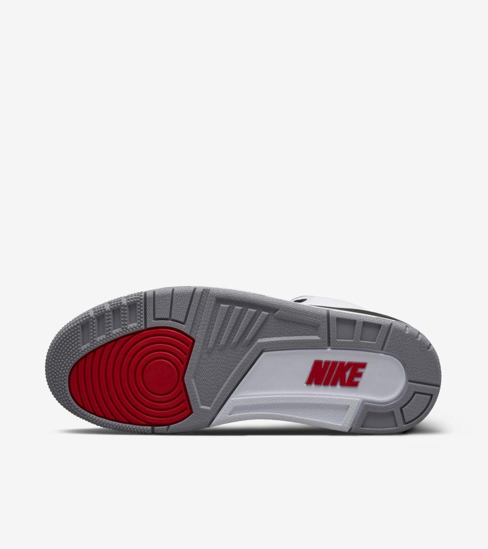 huge discount be57a 45ed0 Air Jordan 3 'JTH' Release Date. Nike+ SNKRS