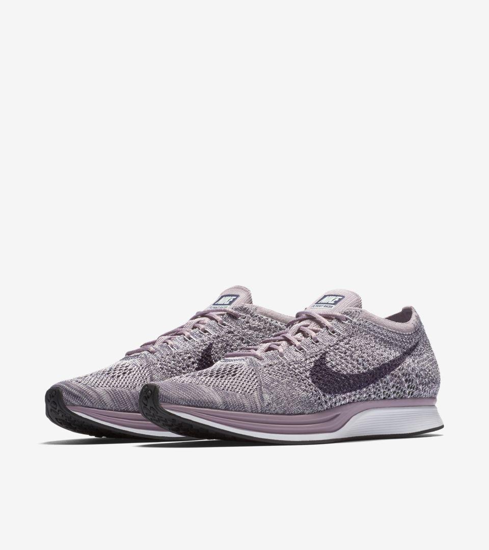 Nike Flyknit Racer 'Lavender' Release
