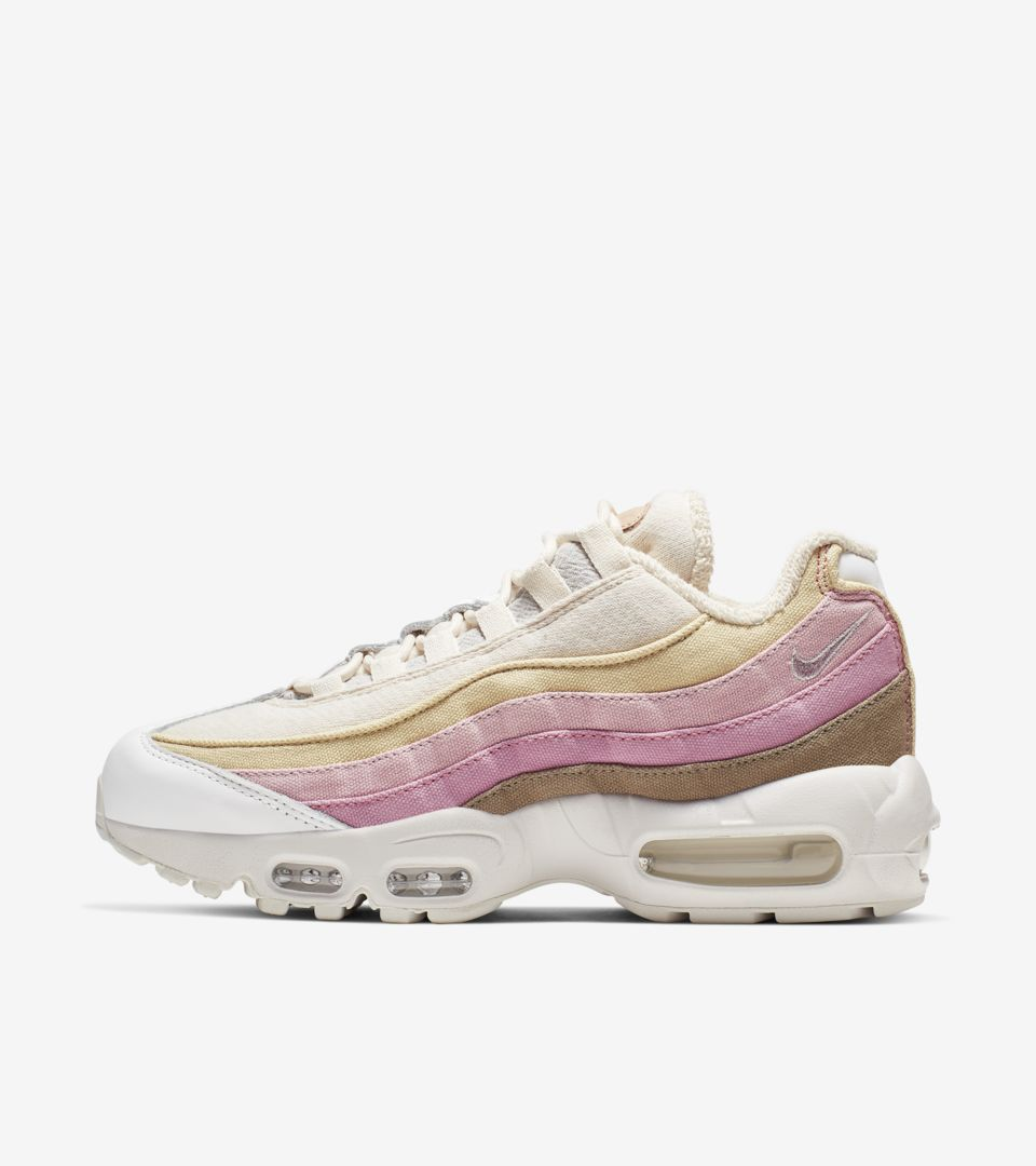 new product 05f87 2d64f Nike Women s Air Max 95  Plant Color Collection  ...