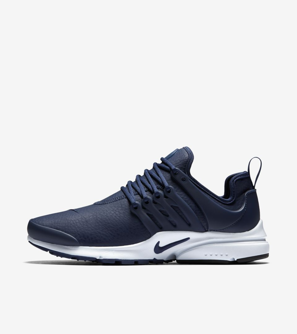 100% high quality 50% off affordable price Women's Nike Air Presto Premium 'Midnight Navy'. Nike SNKRS