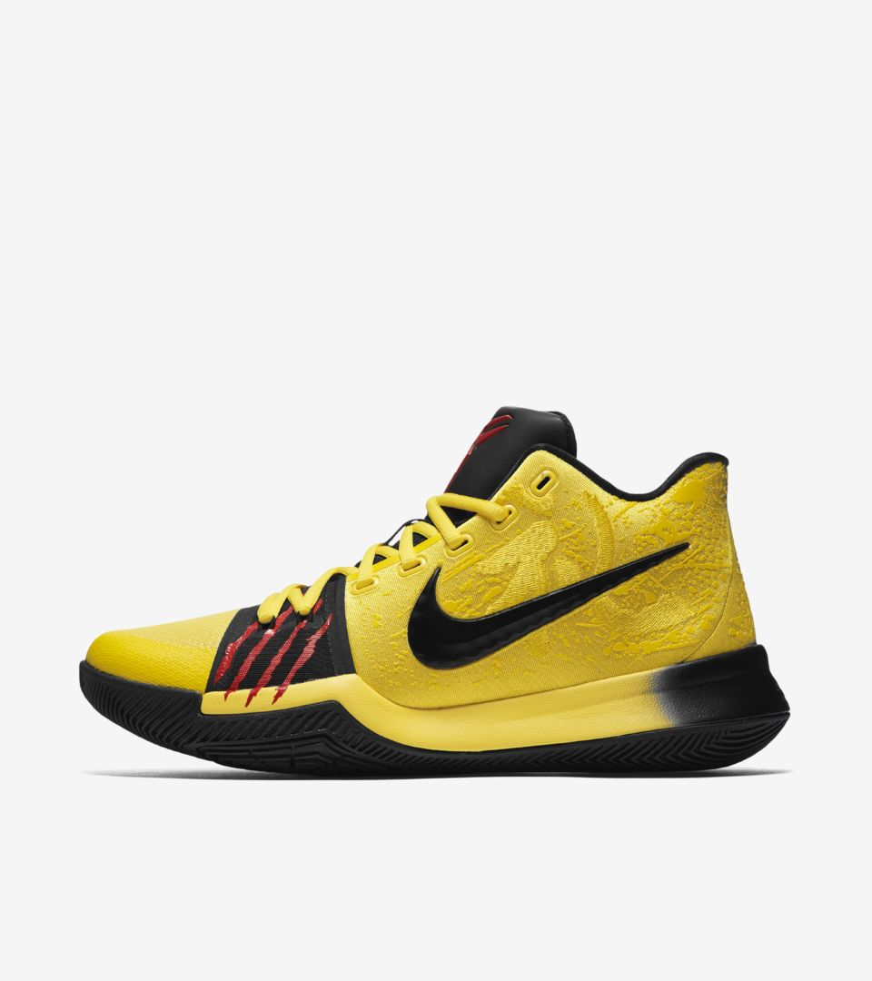 low priced 51dd1 2be2e Nike Kyrie 3 'Mamba Mentality'. Nike⁠+ SNKRS