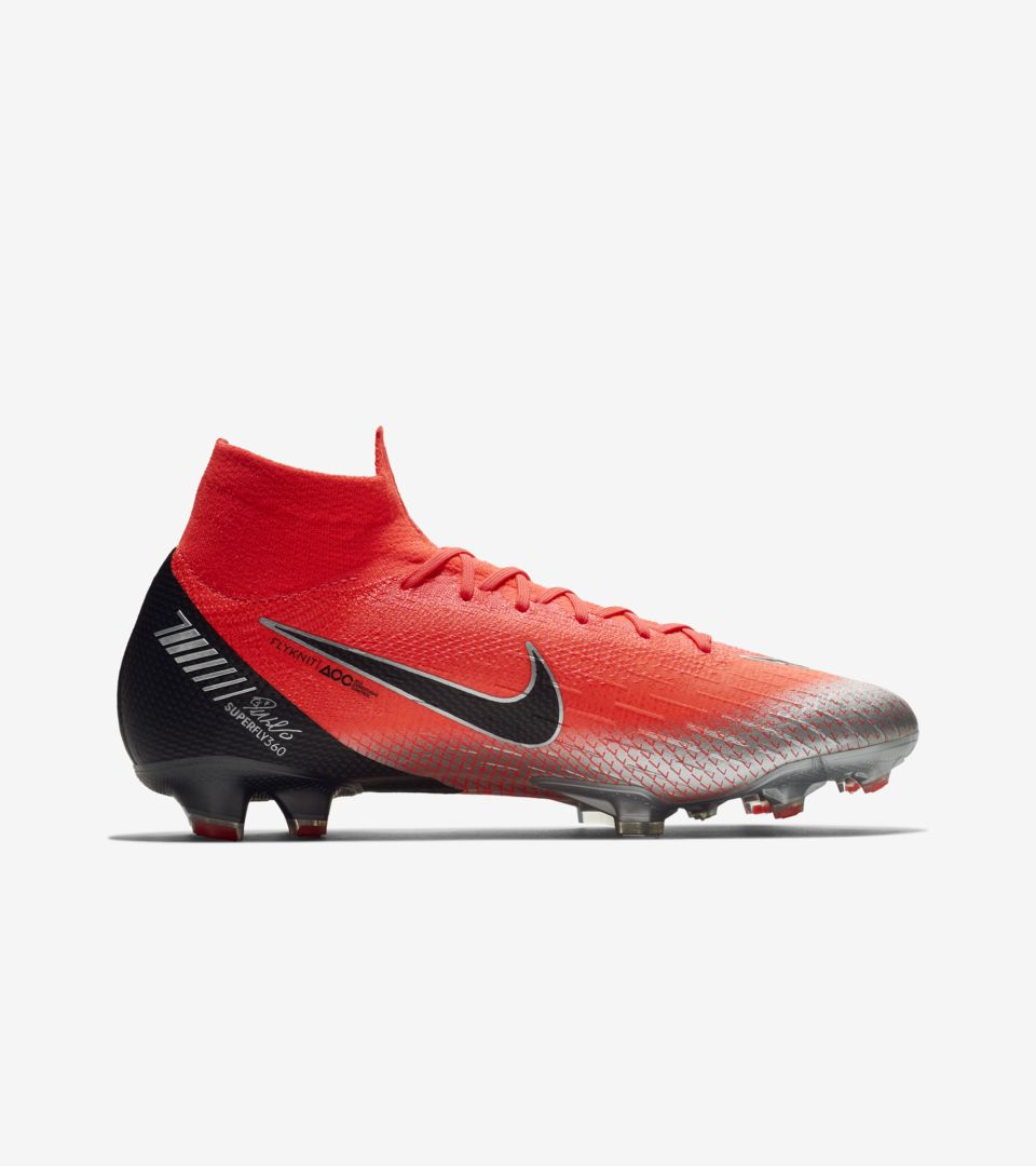 fa2f0796bc1a Chapter 7 Mercurial Superfly 360 Elite CR7 FG. Nike.com AU