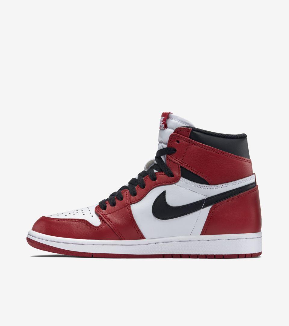 exquisite design shopping best supplier Air Jordan 1 Retro 'Chicago' Release Date. Nike SNKRS