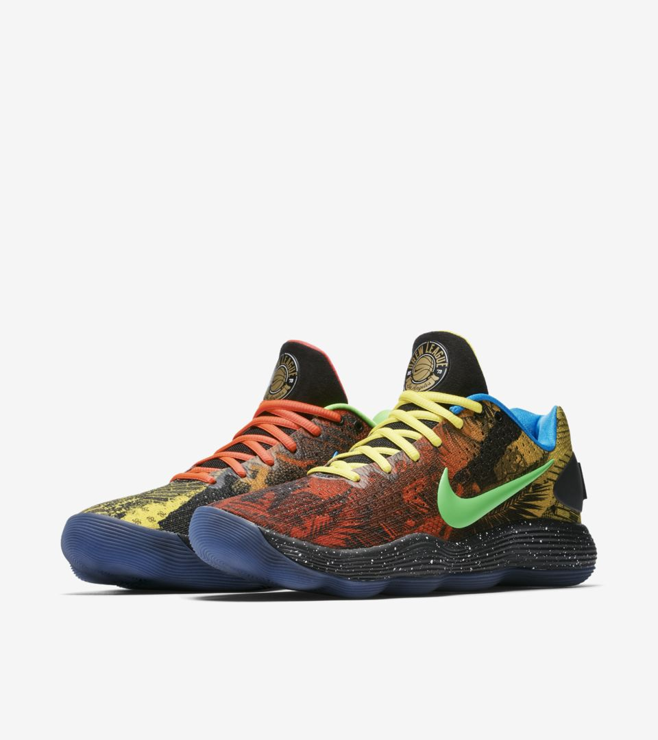d4d6c7f8879b React Hyperdunk 2017 Low  Tale of Two Cities  Release Date. Nike+ SNKRS