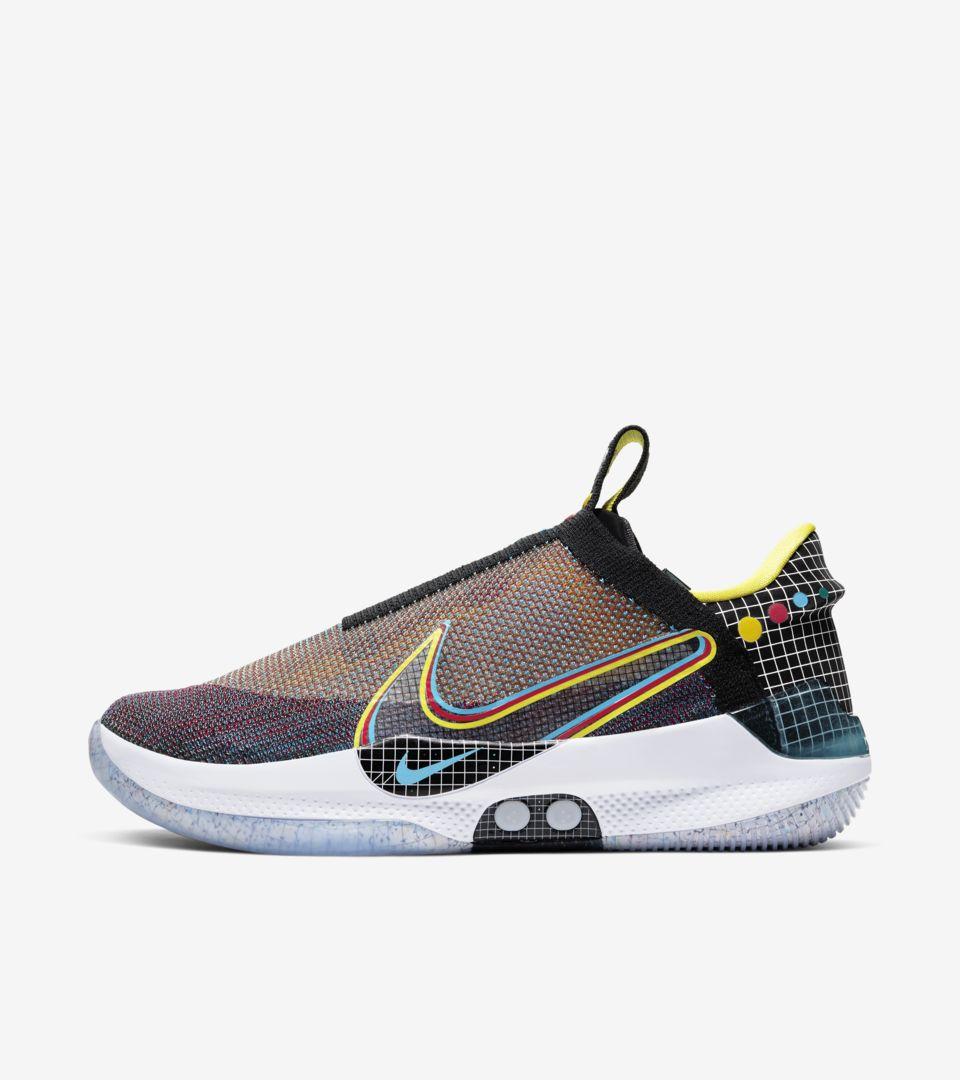 Nike Adapt BB 'Multi-Color' Release